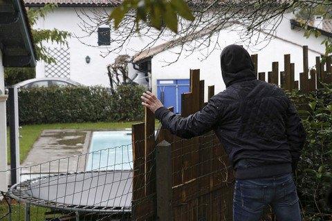 Лидера баскской группировки данная задержали воФранции