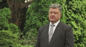 """Порошенко рассказал, как летал в Крым перед """"референдумом"""""""