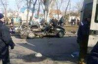 Полицейский устроил смертельное ДТП в Николаеве