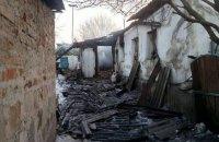 Вісім будинків в Авдіївці постраждали від нічного обстрілу