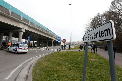 Унаслідок вибухів у Брюсселі загинули 26 осіб, постраждали 136