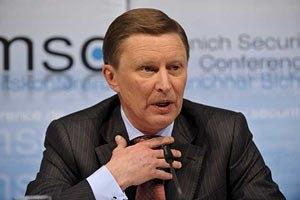 Россия не заставляет Украину менять вектор развития, - Кремль
