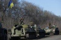 Порошенко предлагает Раде увеличить численность армии