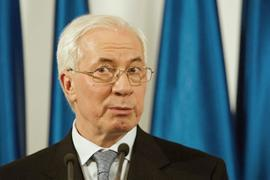 Азаров считает, что рано еще говорить о ЗСТ с Евросоюзом