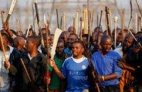 В ЮАР начались беспорядки на золотых шахтах