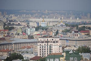 Киев прекращает разрастаться, - исследование