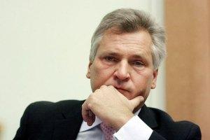 """Квасьневский: """"Брюссель не знает, где Украина должна быть"""""""