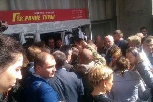 Киевских адвокатов не пускают на съезд по избранию членов ВСЮ (обновлено)