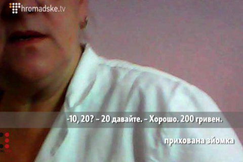 Украинский Красный Крест уличили в барышничестве