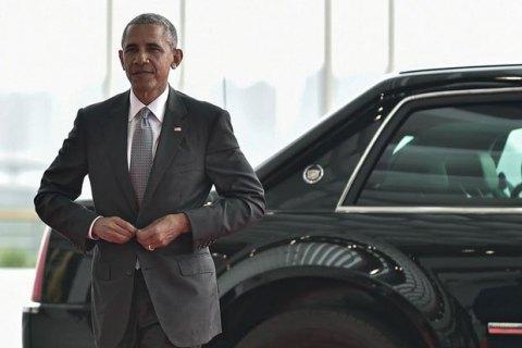 17ноября Обама обсудит сМеркель ситуацию вгосударстве Украина