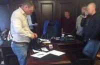 Один из руководителей налоговой Ровенской области пойман на взятке