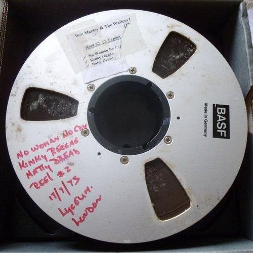 У підвалі лондонського готелю знайшли невідомі записи концертів Боба Марлі (фото)