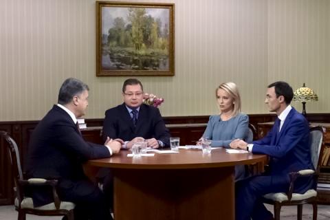 Президент: Завдяки Мінську визволили майже 3 тисячі українських військових