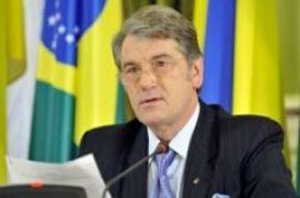 Ющенко требует срочно вернуться к закону о выборах