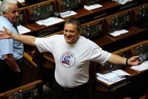 Законы Колесниченко за пять лет ни разу не были приняты