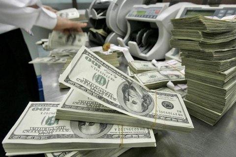 Недостаток текущего счета платежного баланса вырос до $3,4 млрд
