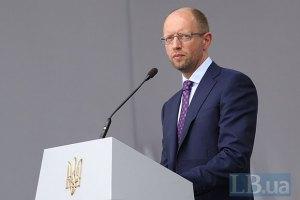 Яценюк рассказал, кто готов возглавить инициативу Тимошенко