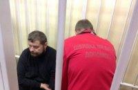 Нардеп Мосийчук госпитализирован из зала суда