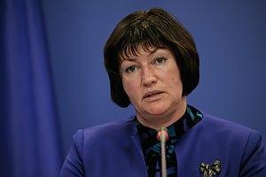 """Акимова: при любом исходе газовых переговоров """"люди не замерзнут"""""""