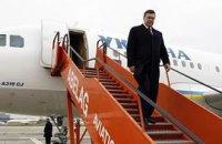 Если самолет не летит на Волынь, он летит в Донецк - на футбол