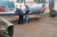 В Ровно участник АТО пытался угнать самолет из музея