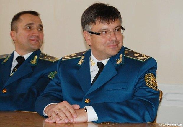 Роман Микитюк(праворуч)