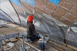 Рыбак пообещал строителям работы аж на 100 лет