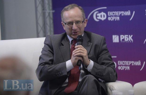 Ян Томбинский, глава Представительства ЕС в Украине