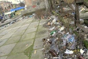 Выступление на сессии Николаевского горсовета относительно невывезения мусора