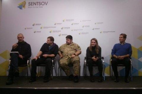 Военный психолог - герой статьи LB.ua представил проект социальной адаптации для ветеранов АТО
