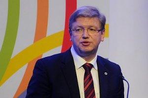 ЕС приостанавливает работу по торговому соглашению с Украиной, - Фюле