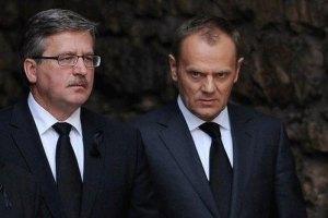Янукович пригласил руководителей Польши на открытие НСК «Олимпийский»