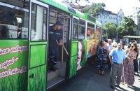 МНС повідомляє про 9 постраждалих у дніпропетровському трамваї