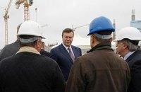 В понедельник Янукович будет инспектировать Львов