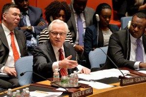 Чуркин и Пушилин выступили против введения миротворцев