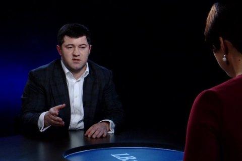 Насиров: Москалю следовало поговорить со мной, прежде чем заявлять об отставке
