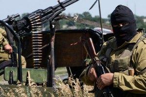 """Боевики обстреляли из """"Града"""" позиции АТО возле Красного Яра"""