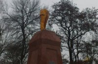 """Коммунисты потребовали наказать """"свободоцев"""" за разрушенного Ленина"""