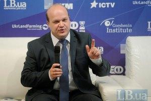 Если прекращения огня не будет, Украине предоставят военную поддержку, - Чалый