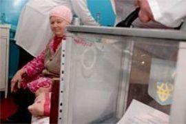 Как голосуют в больнице - фото