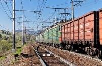 УЗ электрифицирует один участок железной дороги в 2017 году