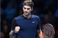 Федерер в 10-й раз пробился в финал Итогового турнира, а Джокович - в 15-й кряду финал