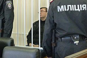 Луценко будет сидеть до 26 мая