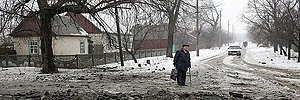 Эвакуация населения в Дебальцево своевременно не состоялась