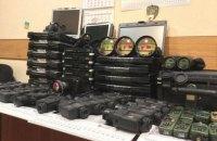 Волонтеры отправляют на Донбасс военную электронику на 3 млн гривен