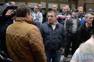 Правоохранители не смогли доставить Садовника на заседание суда