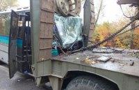 В Винницкой области на одном участке дороги произошло два крупных ДТП