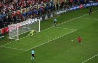 Португалия вышла в полуфинал Евро, победив Польшу по пенальти