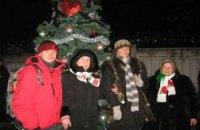 Тимошенко оставили без новогодней елки