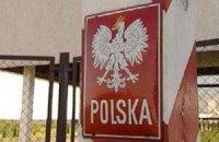 Протестующие начали блокировать пункты пропуска на границе с Польшей